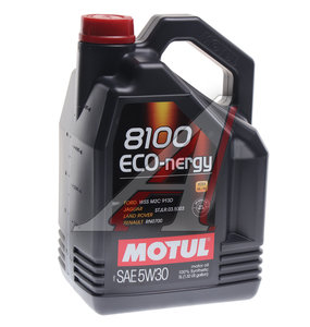 Масло моторное 8100 ECO-NERGY синт.1л MOTUL MOTUL SAE5W30, 102782