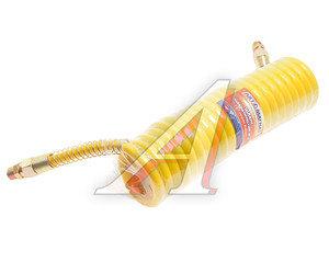 Шланг пневматический витой М16 L=6.5м (желтый) AIR FLEX М16 L=6.5м (желтый), 1868297 (М16х6.5м) ж