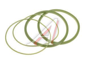 Ремкомплект КАМАЗ-ЕВРО фильтра грубой очистки масла силикон (2 поз./4 дет.) 7406.1012083/86РК