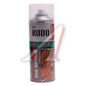 Лак KUDO яхтный 520г KUDO