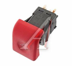 Выключатель кнопка УАЗ-3160 аварийной сигнализации 377.3710-05.04 12V, 377.3710-05.04М, 377.3710-05.04