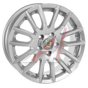 Диск колесный литой SKODA Fabia,Roomster R15 SK24 S REPLICA 5х100 ЕТ43 D-57,1