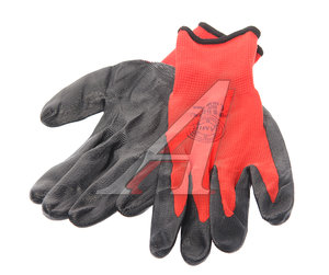 Перчатки нейлоновые с ПВХ ПХ-1