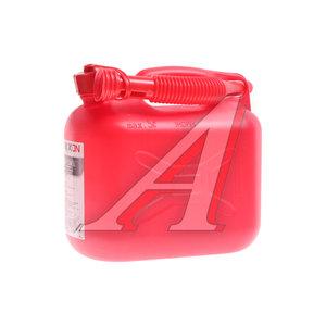 Канистра 5л пластик со сливным устройством REXXON REX-5L, REX-5L-OLD