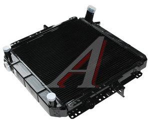 Радиатор МАЗ-500 медный 4-х рядный ШААЗ 500-1301010, 500-1301010-02