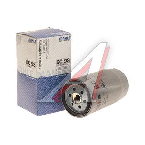 Фильтр топливный BMW 5 (E39) MAHLE KC98, 13327786647