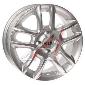 Диск колесный литой KIA Rio (11-) R15 Ki117 S REPLICA 4х100 ЕТ48 D-54,1