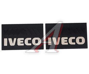 Брызговик 36х58см (IVECO) объемный текст комплект АВТОТОРГ АТ-7932, АТ-7932/АТ37932