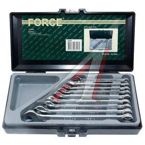 Набор ключей комбинированных 8-19мм 9 предметов в кейсе FORCE F-5094, 5094
