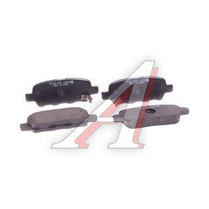 Колодки тормозные NISSAN X-Trail (11-) задние (4шт.) HSB HP5162, GDB3294/GDB3507, D4060-8H385