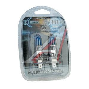 Лампа H1 12V 55W Super White блистер (2шт.) XENITE XENITE H1, 1007042