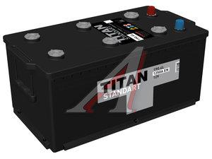 Аккумулятор ТИТАН Standart 190А/ч обратная полярность 6СТ190, 84087