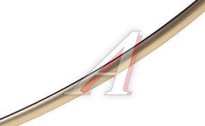Молдинг самоклеющийся SALMAN №М55 1метр (матовый золото) SALMAN № М55 , 1, 200