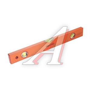 Уровень строительный 400мм 3 глазка желтый SPARTA 330205