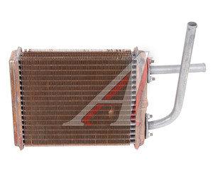 Радиатор отопителя ВАЗ-2121 медный 2-х рядный с патрубком ОР 2121-8101060, 2121-8101.050-03, 2121-8101050