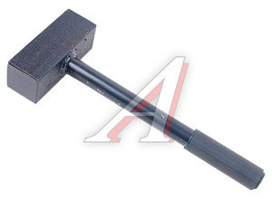Кувалда 3кг металлическая /обрезиненная ручка МОСКВА, 13585