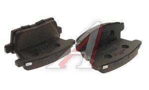 Колодки тормозные MAZDA CX-9,CX-7 (07-) задние (4шт.) OE EHY4-26-48Z, GDB3472