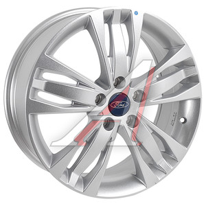 Диск колесный литой FORD Focus 3,Kuga R17 FD42 S REPLICA 5х108 ЕТ52,5 D-63,3