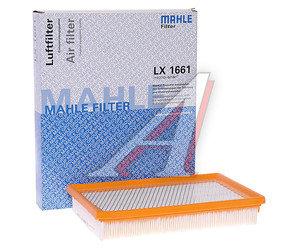 Фильтр воздушный CHRYSLER PT Cruiser (00-10) (1.6/2.0/2.4) MAHLE LX1661, 04891691AA