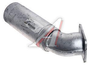 Патрубок МАЗ-54322,64227 системы выхлопа с шарниром длин. ОАО МАЗ 54322-1201009, 543221201009