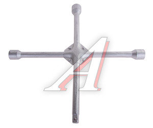 """Ключ баллонный крестообразный 17х19х21мм 1/2"""" усиленный КФ 62756/132040, 62756"""