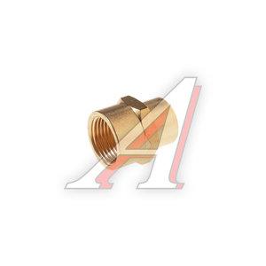 """Переходник для компрессора F3/8""""х1/4"""" соединитель внутренняя резьба в блистере ROCK FORCE RF-FF06/04"""