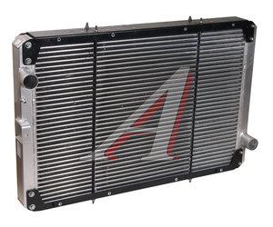 Радиатор КАМАЗ-5460 алюминиевый 3-х рядный ТАСПО 5460-1301010, 5460Т-1301010
