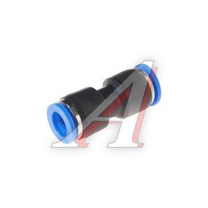 Фитинг для пластиковых трубок 10x10мм ROCK FORCE RF-SPU10