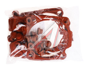 Ремкомплект КАМАЗ головки блока красный силикон (3 поз./40 дет.) 7405.1003010К*РК