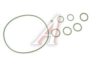 Ремкомплект ЯМЗ-238БЕ,7511 теплообменника силикон (4 поз./8 дет. РТИ) СТРОЙМАШ 238Б-1013600РК