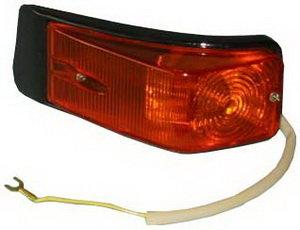 Указатель поворота ГАЗ-2410 правый ОСВАР УП120П, УП120А-П, 24-3726016-01