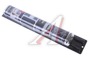 Шторка автомобильная для боковых стекол 60см (M) роликовая серебро карбон сетчатая 2шт. CARBON 1701336-265 SL