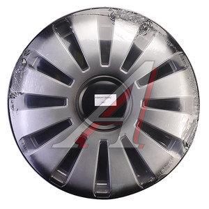 Колпак колеса R-16 декоративный серый плюс комплект 4шт. АВАНТ АВАНТ пл R-16,