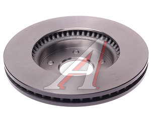 Диск тормозной CHEVROLET Captiva (C100,C140) OPEL Antara (H26,J26) передний (1шт.) TRW DF4928S, 4801850