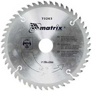 Диск пильный 190х30мм 48 зубьев MATRIX 73219