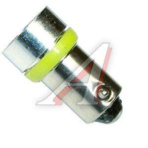 Лампа 12VхT20W (BA9s+50%) 1свет-д YELLOW MEGAPOWER 50422Y, M-50422Y
