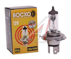 Лампа 12V H4 100/90W P43t Rally-Off Road BOCXOD 80114, BX-80114