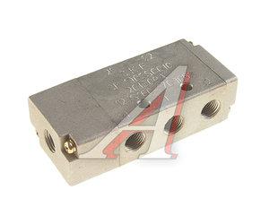 Клапан МАЗ воздушный одинарный Н-образный КПП 12JS SHAANXI 12JS160T-1703052,