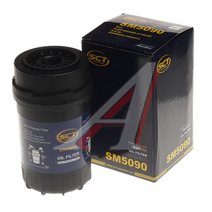 Фильтр масляный ГАЗ-3309,3310 (дв.CUMMINS ISF 3.8 D-245.7) SCT MANNOL SCT SM 5090, SM 5090