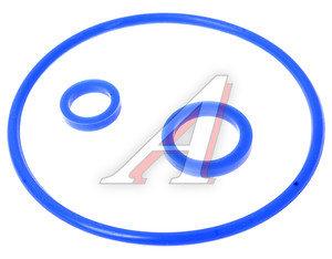 Ремкомплект КАМАЗ компрессора 1-цилиндровый РТИ силикон (3 поз./3 дет.) 53205-3509320/22/24РК, 53205-3509320/22/24