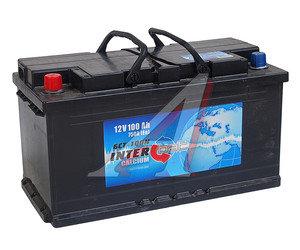 Аккумулятор INTERBAT 100А/ч 6СТ100