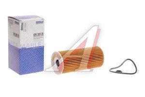 Фильтр масляный MERCEDES A (W169),B (W245) (Di M640) MAHLE OX201D, A6401800109
