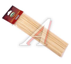 Шампур 250мм бамбуковый (100шт.) ПИКНИЧОК МАКСИ, 401-773,