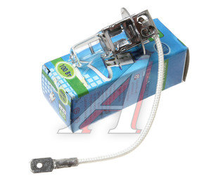 Лампа H3 12V 100W БРЕСТ H3 АКГ 12-100 (H3), АКГ-1003