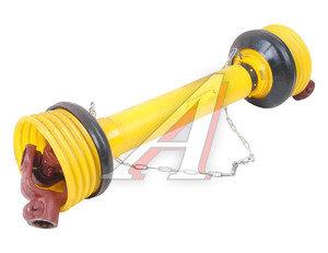 Вал карданный МТЗ-80,82,1221 привода щетки в кожухе (8 шлиц.+ 8 шлиц.) АКД 10.040.6000-16К(3000-12), 502750008