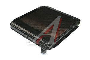 Радиатор КАМАЗ-54115 медный 3-х рядный ШААЗ 54115-1301010, 54115-1301010-10