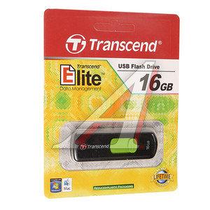 Карта памяти USB 16GB TRANSCEND JF500 USB 2.0 TRANSCEND 16GB JF500, TS16GJF500