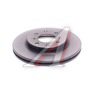 Диск тормозной HONDA Jazz (02-08) передний (1шт.) TRW DF4152, 45251-S50-J00