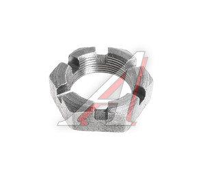 Гайка М33х1.5 прорезная хвостовика РЗМ ЗИЛ-130 РААЗ 303270-П