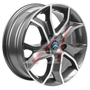 Диск колесный литой CITROEN C-Crosser R16 CI10 GMF REPLICA 5х114,3 ЕТ38 D-67,1